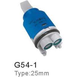 Картридж керамический Gappo G54-1 (25мм),(под ручку-рычаг смесителя)